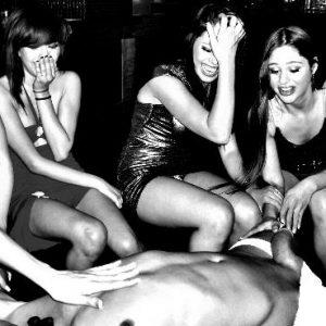 CFNM party : een apart avondje uit met vriendinnen